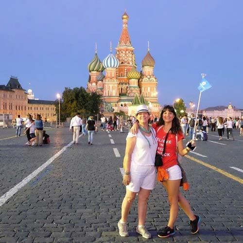 Avrupayagezi Instagram Moskova Resmi