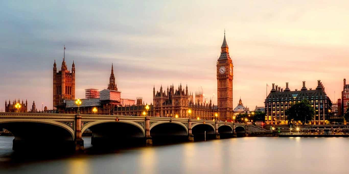 İngiltere Britanya ve Benelüks Turu